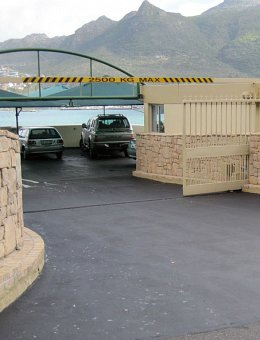 S-26 Plastic Car Park and Deck Coating